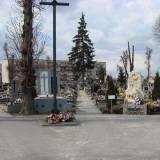Warka. Cmentarz parafialny.