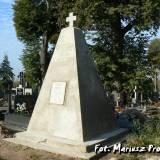 Łomża. Mogiła powstańców 1831 r.