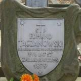 Mogiła gen. Taczanowskiego.