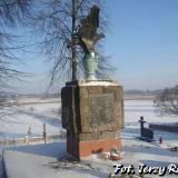 Krasnybór. Mogiła powstańców 1863 r.
