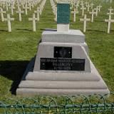 Aubérive. Pomnik ku czci poległych w I wojnie światowej.