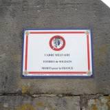 Bourbonne-les-Bains. Kwatera wojskowa.