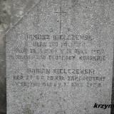 Grób Janusza Kiełczewskiego, ułana Leg. Pol.