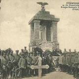 Włocławek. Pomnik w kwaterze żołnierzy niemieckich.
