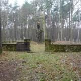 Augustów I, Cmentarz wojenny.