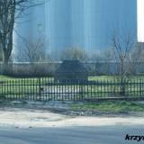 Cmentarz wojenny w Drobinie