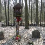 Cmentarz Wojenny w Wólce Pęcherskiej.