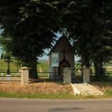 Osobnica. Cmentarz nr 17.