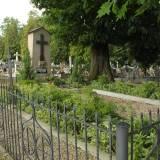 Trzcinica. Cmentarz nr 25.