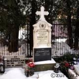 Ustroń. Grób Jana Borowczana poległego w 1916 r.