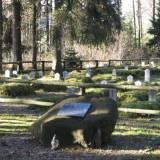 Cmentarz wojenny z 1914 r.
