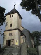 Kościół w Szwarcenowie.