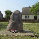 Pomnik poległych pod Uzdowem w 1914 r.