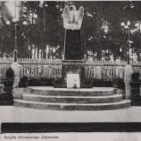 Pomnik Nieznanego Żołnierza w Baranowiczach.