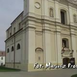Kościół Wniebowstąpienia NMP w Pińsku.