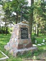 Pomnik ku czci żołnierzy z poznańskich pułków.