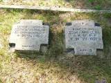 Tablice nagrobne żołnierzy WP.