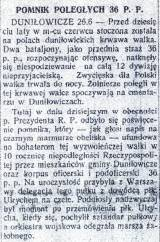 """""""Polska Zbrojna"""" nr 173 z 27.06.1930 r."""