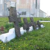 Mogiły żołnierzy polskich poległych w czerwcu 1920 r.