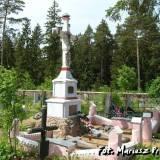 Pomnik - grób nieznanego żołnierza.