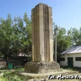 Pomnik na mogile żołnierzy WP.