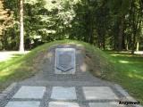 Kwatera z 1920 r. na cmentarzu garnizonowym.