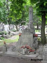 Włocławek. Grób ppor. Sarjusz-Zaleskiego.