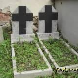 Wilno. Groby nieznanych żołnierzy WP.