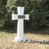 Krzyż pamiątkowy.