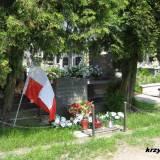 Mogiła 12 żołnierzy WP poległych w 1920 r.