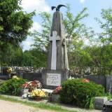Mogiła żołnierzy 55 pułku piechoty w Kołbieli.
