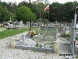 Malużyn. Groby z sierpnia 1920 r.