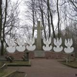 Pomnik żołnierzy WP poległych w 1920 i 1939 r.