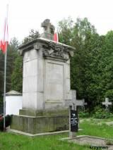 Pomnik i mogiła nieznanych żołnierzy