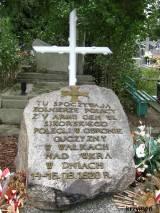 Mogiła żołnierzy WP poległych w 1920 r.