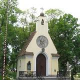 Kaplica - pomnik.