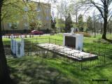 Cmentarz wojenny z 1920 r.