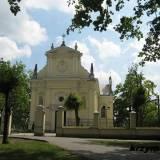 Wola Kiełpińska. Dawne miejsce grobów żołnierskich.