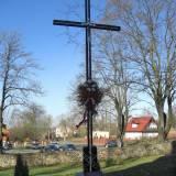 Pomnik żołnierzy 4 p.strz.podh. i mieszkańców Zaśpicz.