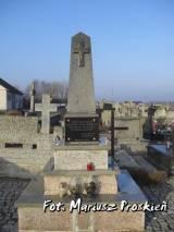 Mogiła 3 marynarzy poległych w lipcu 1920 r.