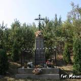 Leman. Pomnik pomordowanych w sierpniu 1920 r.