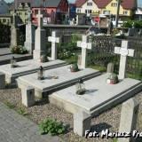 Mogiły żołnierzy polskich poległych w 1920 r.