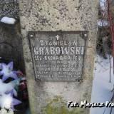 Grób leg. Stanisława Grabowskiego.