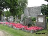 Włocławek. Groby wojskowych.