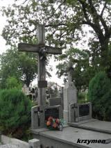 Grób kpr. pil. Tadeusza Suchodolskiego.