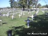 Brześć. Cmentarz garnizonowy.