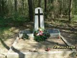 Zelwa. Mogiła pomordowanych 21.09.1939 r.