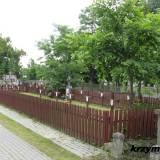 Kampinos. Kwatera żołnierzy WP poległych w 1939 r.
