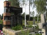 Radzanów. Pomnik na mogile żołnierzy WP z 1939 r.