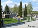 Szydłowo. Kwatera żołnierzy WP poległych w 1939 r.